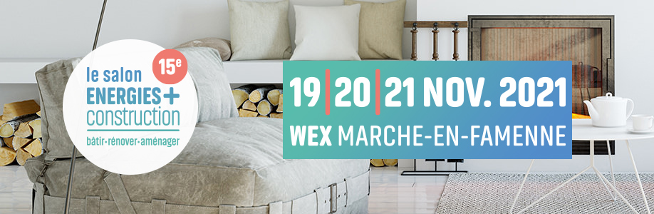 Energies + Construction Salon Wallonie Wex