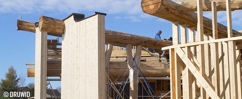 Constructions ossatures bois Druwid