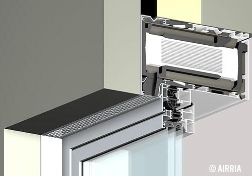 Système de ventilation Airria