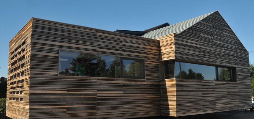 Elegant Construction Ossature Bois Bonnes Idees