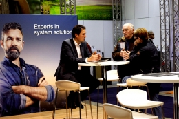 Rencontrez des experts au salon Energies + Construction