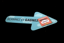 Scannez et gagner au salon Energies + Construction