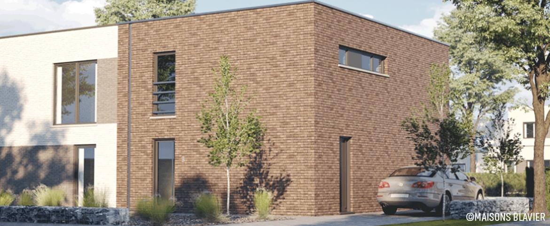 Maisons blavier l un des leaders de la construction cl - Entreprise de construction cle sur porte belgique ...