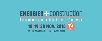 Bon anniversaire Energies + Construction