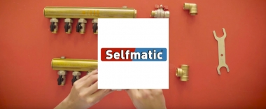 selfmatic Installer un collecteur sanitaire