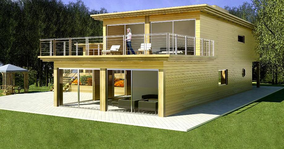 la maison passive connect e d ecosystec energies construction. Black Bedroom Furniture Sets. Home Design Ideas